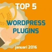 WordPress plugins januari 2016