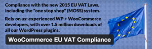 EU VAT Plugin Woocommerce