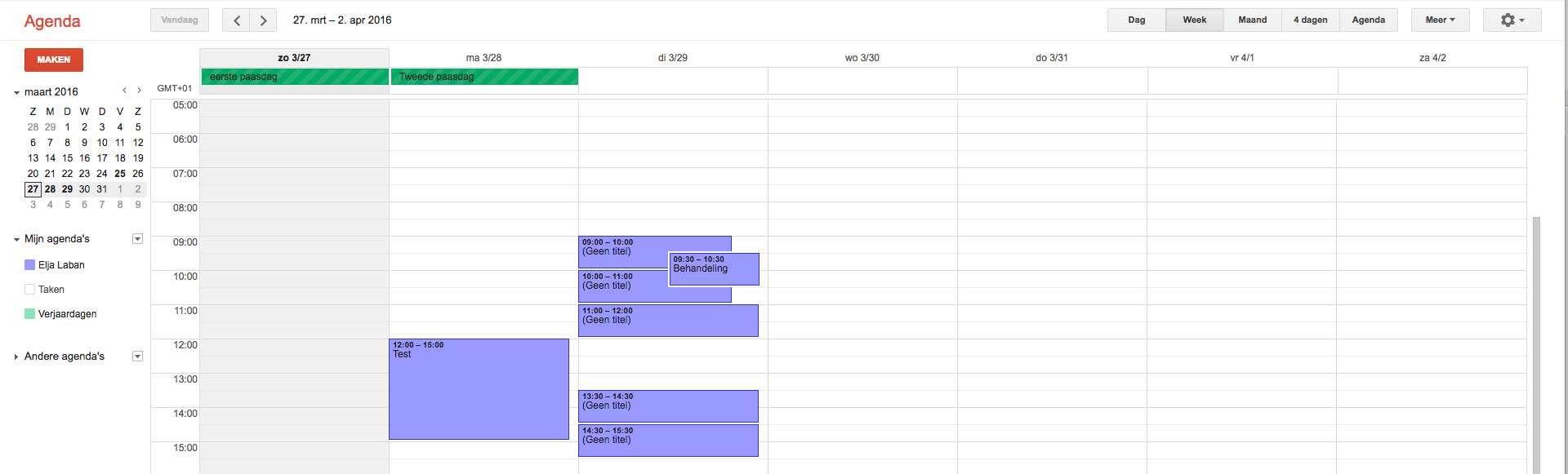 Google Calendar koppelen met Bookly WordPress