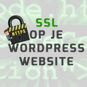SSL WordPress website installeren