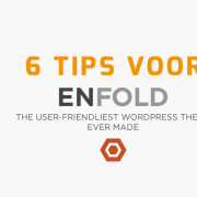 6 tips Enfold WordPress thema