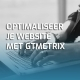 Optimaliseer je WordPress website met GTMetrix.com