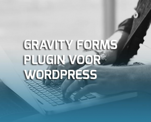 Gravity Forms plugin voor WordPress