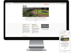 WordPress website hovenier Waddinxveen