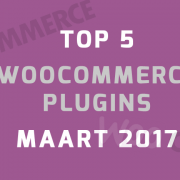 Top 5 WooCOmmerce Plugins