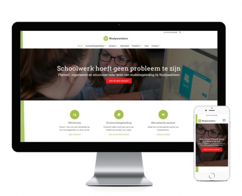 Studywatchers Gouda website