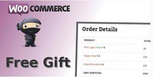 WooCommerce Free Gift plugin
