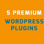 5 premium WordPress plugins