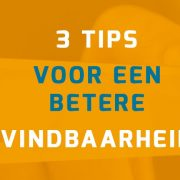 3 tips voor SEO optimalisatie van een WordPress website