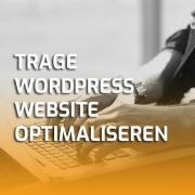 Langzame WordPress website optimaliseren