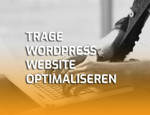 WordPress website traag? Optimaliseer met deze tips!