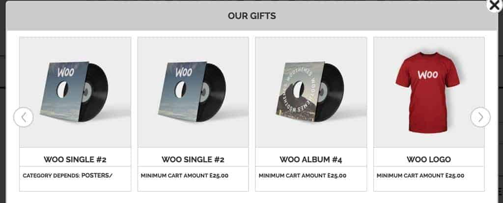 Woo Gift