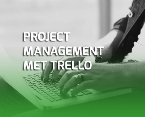 Projectmanagement webdesign Trello