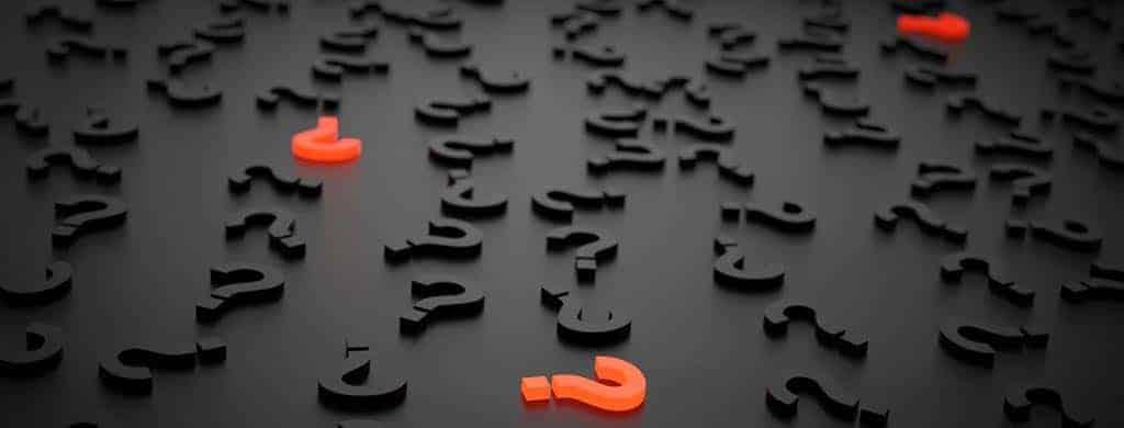 Vragen stellen WordPress