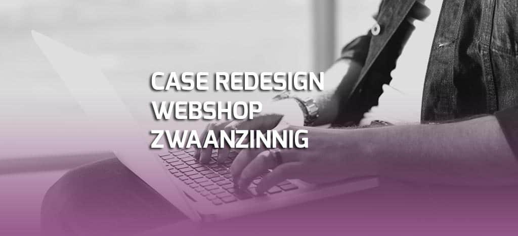 Redesign webshop WooCommerce