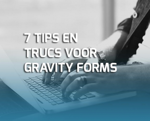 7 tips en trucs voor gravity forms