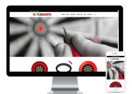 Dartshop TCBDarts.nl WooCommerce