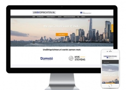 wordpress-website-uwbvoprichten