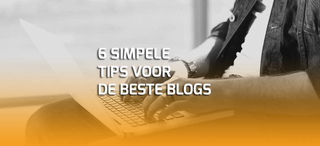 Betere blogs in WordPress schrijven