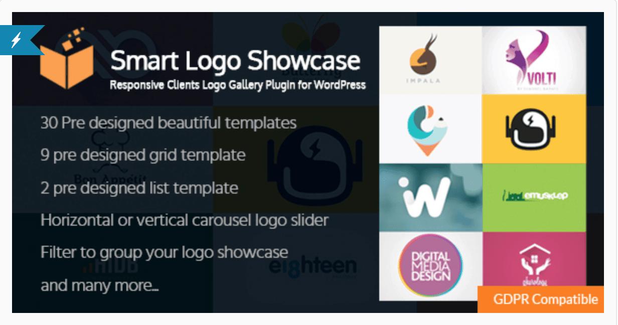 WordPress plugin Smart Logo Showcase