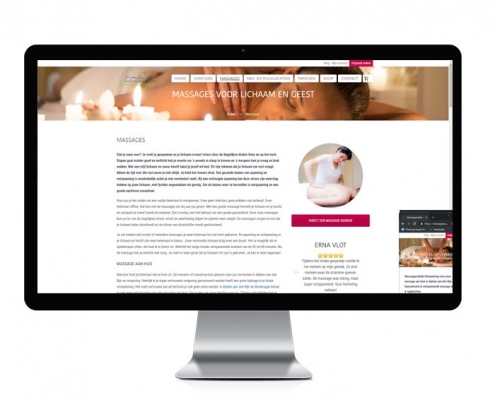 WordPress website Alphen aan den Rijn