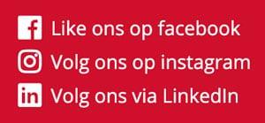 Social Media Icons met CSS