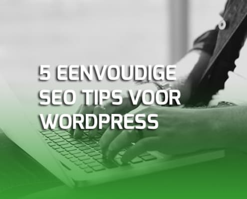 5 SEO Tips WordPress