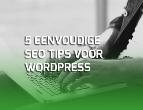 5 beste WordPress SEO tips