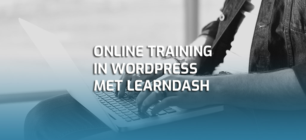 e-learning in WordPress met Learndash